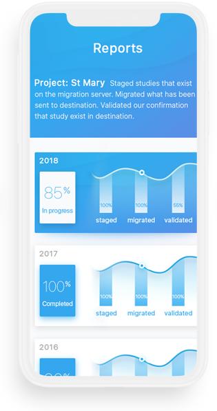 Data migration details